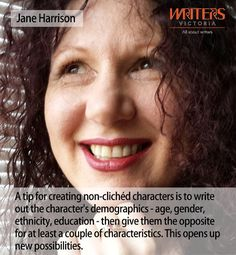 Jane Harrison at Writers Victoria https://writersvictoria.org.au/civicrm/event/info?reset=1&id=45 #writingtips #playwriting