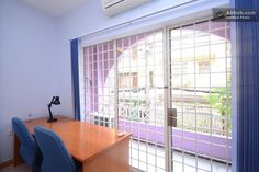 Room next to cool co-working space in Ho Chi Minh City