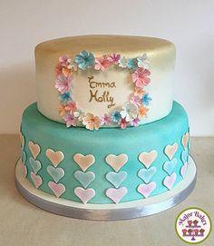 Balloon cake Celebration cakes by Major Bakes Pinterest