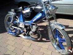 Motobecane mbk moped Mobylette