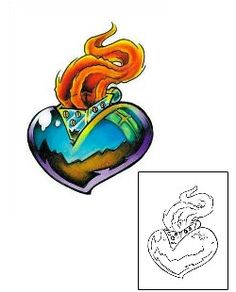 Sacred Heart Tattoos Created by Kelly Gormley Tattoo Drawings, Body Art Tattoos, Traditional Tattoo Prints, Sacred Heart Tattoos, Heart Tattoo Designs, Tattoo Images, Tattoos For Women, Stencils, Hearts