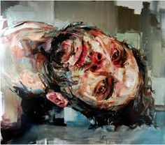 View Andrew Salgado's Artwork on Saatchi Art. Find art for sale at great prices from artists including Paintings, Photography, Sculpture, and Prints by Top Emerging Artists like Andrew Salgado. L'art Du Portrait, Portraits, Self Portrait Drawing, Art Sculpture, Art Et Illustration, Figure Painting, Painting Art, Painting Lessons, Oeuvre D'art