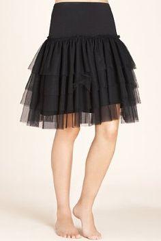 oh my, M&S do ruffle petticoats.