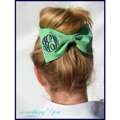 Monogrammed Fabric Hair Bow Solid Color Twill Fabric Personalized... (67 BRL) ❤ liked on Polyvore featuring accessories, hair accessories, barrettes & clips, red, alligator hair clips, hair clip accessories, monogrammed hair bows, hair bows and red bow hair accessories