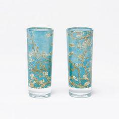 Shot glasses Almond Blossom