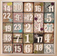 joulukalenteri - Google-haku