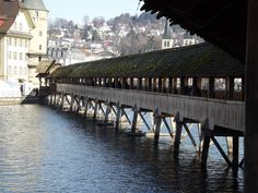 Water Tower in Luzern :) Water Tower, Green, Travel, Viajes, Destinations, Traveling, Trips