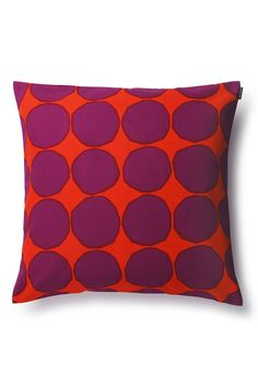 On sale now - the #Marimekko Pienet Kivet Pillow Cover. Save 30-50% in our End-of-Season #Sale! http://ss1.us/a/BJSe6MXa