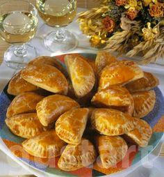 Lajos Mari konyhája - Gombás táska