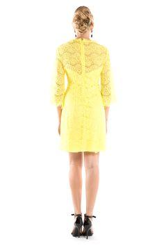 Dress & Go - Aluguel de vestidos de grandes estilistas | Vestido Naomi Manga Longa