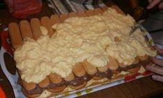 Home - Domaci Recept Baking Recipes, Dessert Recipes, Desserts, Bingo Cake, Croatian Cuisine, Torte Cake, Cake Cookies, No Bake Cake, Sweets