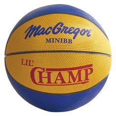 MacGregor X6000 Junior Basketball