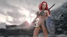 Valkyrie by WiL3D