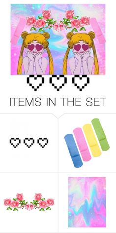 """""""mirror test?"""" by galaxybun on Polyvore featuring art"""