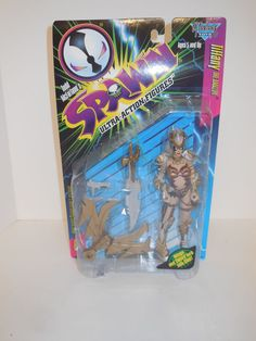 Todd McFarlane's Spawn Ultra-Action Figures Tiffany the Amazon #McFarlaneToys