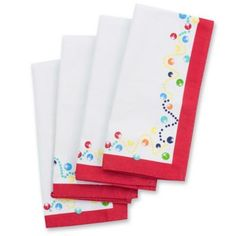 Fiesta Holiday Gatherings Napkins (Set of 4) - BedBathandBeyond.com