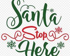 Christmas phrases svg | Etsy