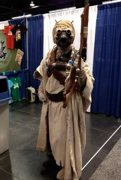Tuskan Raider cosplay