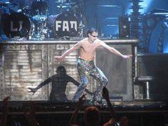 Lively Flake  - Rammstein keyboardist