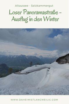 Der Gipfel des Loser ist einer der charakteristischsten Gipfel im Salzkammergut - hoch über Altaussee. Der einfachste Weg hinauf ist die Loser Panoramastraße.