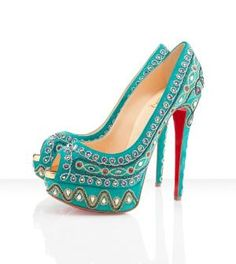 LOVE THESE!!! 'cept they're Loubitons and who can afford those? :p