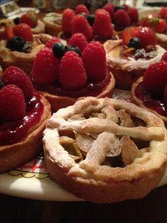 Little pastries