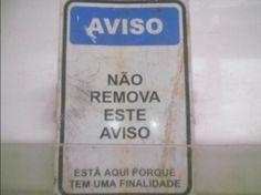 Essas 10 placas te provarão que o brasileiro deve de fato ser estudado
