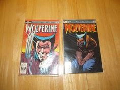 Wolverine Limited Edition Series 1982! Awesome!