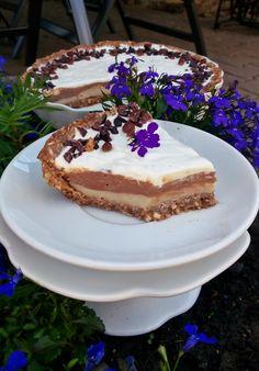 Choco caffe latte pudinkový koláček | sweet sweet and innocent