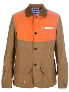 Two tone jacket av Junya Watanabe Comme Des Gar?ons | Jackor & Rockar | Jackor | Apprl - Social Shopping