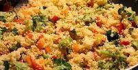 ⇒ Bimby, le nostre Ricette - Bimby, Secondo, Spezzatino di Verdure con Cous Cous
