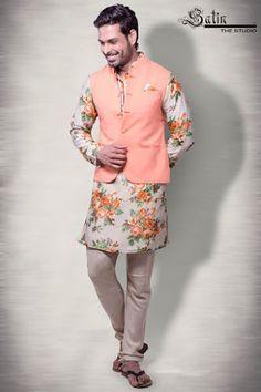 "Saatin The Studio ""Portfolio"" Groom wear  #weddingnet #wedding #india #indian #indianwedding #weddingdresses #mehendi #ceremony #realwedding #lehengacholi #choli #lehengaweddin#weddingsaree #indianweddingoutfits #outfits #backdrops #groom #wear #groomwear #sherwani #groomsmen #bridesmaids #prewedding #photoshoot #photoset #details #sweet #cute #gorgeous #fabulous #jewels #rings #lehnga"