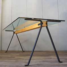 """Enzo Mari """"FRATE"""" Table For driade:COLLECTION