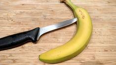 Przekrój banana w poprzek a przygotujesz z niego pyszny deser w 10 minut. - Pomyslodawcy.pl Fruit, Food, Essen, Meals, Yemek, Eten
