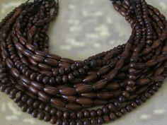 Favourite multistrand wooden necklace I made last summer https://www.facebook.com/ogrlice.element