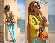 fashion blogger GalantGirl.com