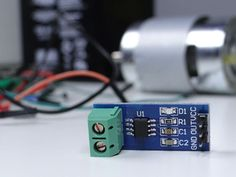 With this project, we are going to be working with a less popular sensor that we have been so far: the current sensor.A current sensor can be super useful to monitor the amount of current that flows into a motor, for example, this can help avoid overloading your motor when it is in use and the same time help preserve the motor from burning. You can also use a current sensor to calculate the energy consumption of a circuit.The name of the sensor we are going to use here is ACS712.Let's get…