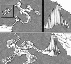 its a cave base