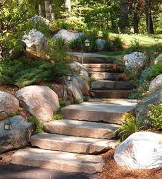stepenice od kamena - Google Search