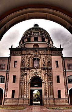 Pima County Courthouse ::: Tucson, Arizona