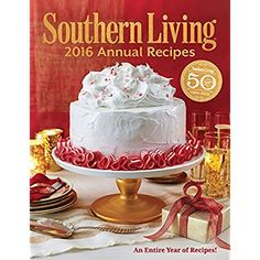 Southern Living 2016 Annual Recipes: Every Single Recipe From 2016 (Southern Living Annual Recipes) -- For more information, visit image link.