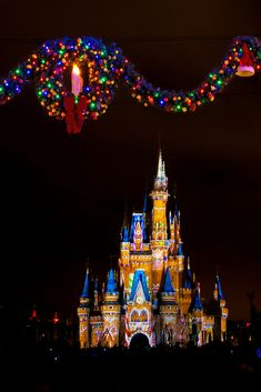 The Magic, The Memories, and You, to my surprise, has been one of my favorite additions to Disney World this past year. It was fun seeing it the first time over the summer, and a nice little surprise to see the extra Christmas themed sections added when I saw it again last week. While I think the candy cane wrapping was my favorite addition, the gingerbread overlay is pretty cool too. Plus, it stays on the castle longer, so its easier to get a good exposure of! This was also the night of my…