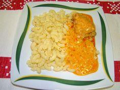 Paprikás csirke recept