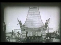 Hollywood In The 1920s - Cafe M appears about mid-way through video/ good overview of the era