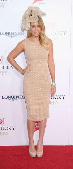 Lauren Conrad's Kentucky Derby Style {click for details}