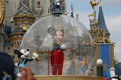 Mickey's Share a Dream Come True Parade