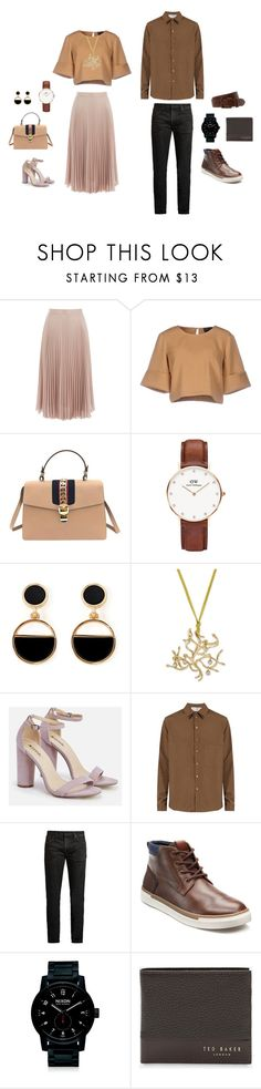 Ramadhan style by natasha-esprecielo on Polyvore featuring The Fifth Label, Warehouse, JustFab, Gucci, Daniel Wellington, Nixon, MasterCraft Union, By Walid, SONOMA Goods for Life and Ted Baker