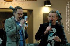 Thomas Deutgen och Janne Bylund