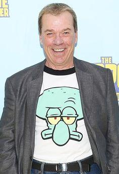 SpongeBob SquarePants Actor Rodger Bumpass Arrested for DUI - http://www.hollywoodfame.com/spongebob-squarepants-actor-rodger-bumpass-arrested-for-dui.html
