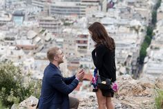 Matt had the most romantic idea, a surprise proposal Athens Greece. We worked together to find the perfect place, a specific spot at Lycabettus Hill. Surprise Proposal, Athens Greece, Most Romantic, Couple Photos, Photography, Wings, Couple Shots, Photograph, Fotografie